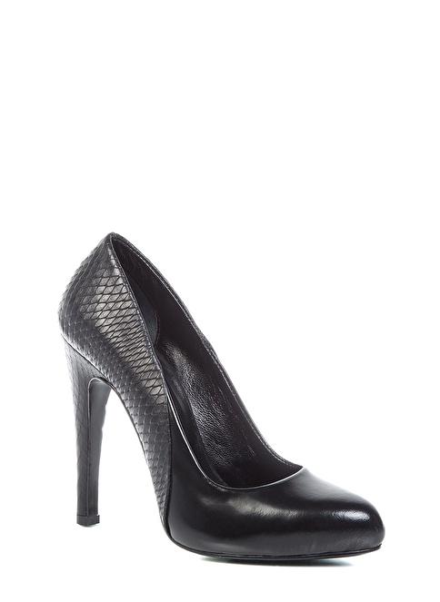 Love'n Fashion Paris Ayakkabı Siyah